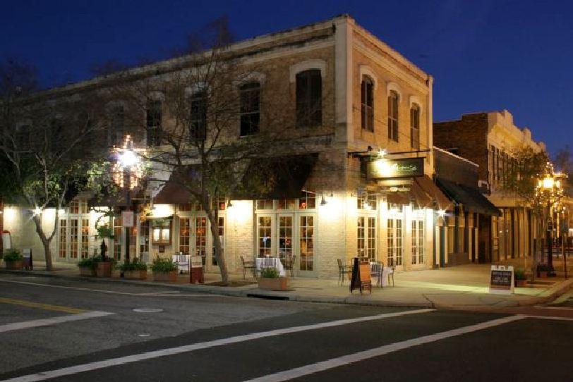 Palafox Street Restaurants