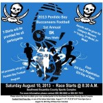 Perdido Bay Bucaneers 5K Run-Walk