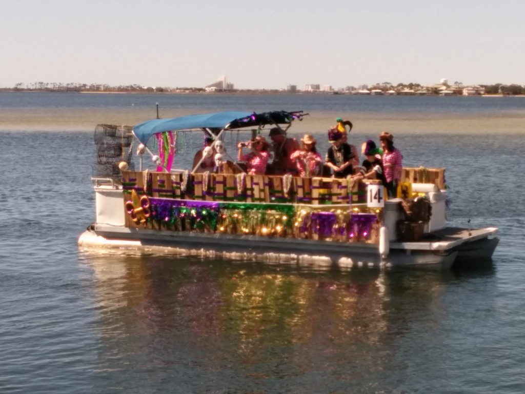 Pirates Of Lost Treasure Mardi Gras Flotilla