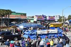 Gulf Shores Mardi Gras Parade Fat Tuesday 2016 Floats